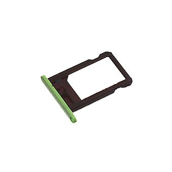 For iPhone 5C - Sim Card Tray - Green
