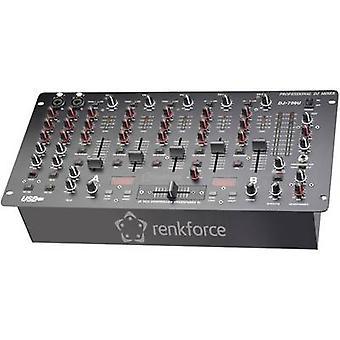 Mikser renkforce DJM700U USB DJ 19
