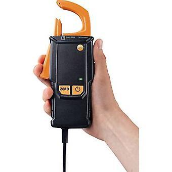 testo 0590 0003 Adaptador del medidor de abrazadera Rango de lectura A/AC: 0 - 400 A A/DC rango de lectura: 0 - 400 A