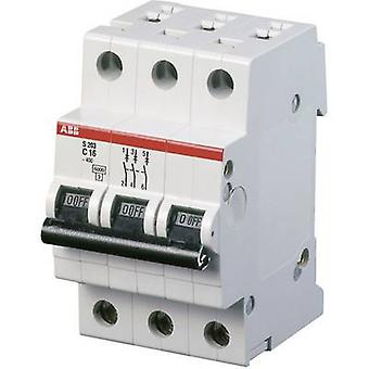 ABB 2CDS253001R0164 Leistungsschalter 3-polig 16 A