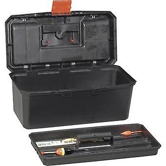 Alutec 56260 Caja de herramientas (vacío) Plástico Negro, Naranja