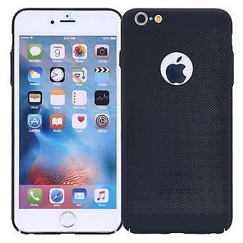 Caso de telefone celular para Apple iPhone 8 mais bolsa case capa cobre caso preto