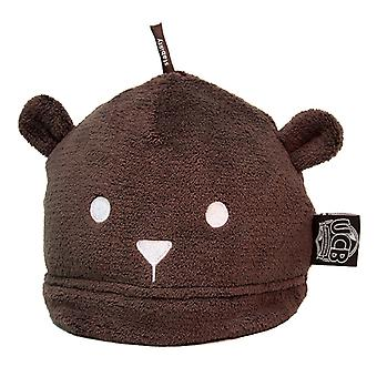 Agent-Boots - Schokolade Cub Caps Undercover-Bär-Hut von LUG