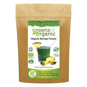 Golden Green Organic Organic Moringa Powder 200g