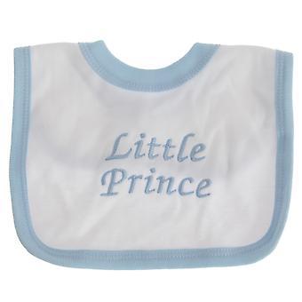 Textiles Universales Bebé Niños Pequeño Príncipe Bib