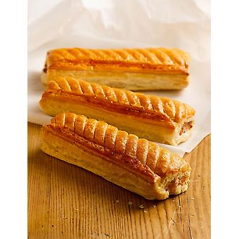 Wrights Frozen Lincolnshire Sausage Rolls 8inch/20.3cm