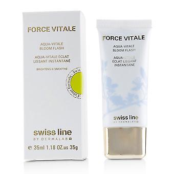 Swissline Force Vitale Aqua-vitale Bloom Flash - 35ml/1.18oz