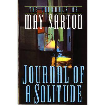 Journal of en ensomhed af maj Sarton - 9780393309287 bog