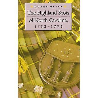Højlandet skotter af North Carolina - 1732-1776 (1. ny udgave) af Dua