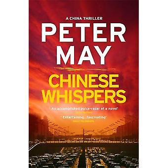 Chinese Whispers - A stunning race-against-time serial killer thriller