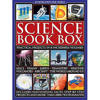 Science Book Box - Practical Projects in 8 Incredible Volumes by Chris