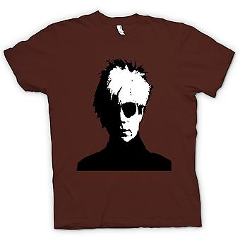 Kids T-shirt - Andy Warhol - BW - Pop Art