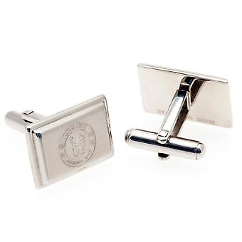 Chelsea FC Stainless Steel Cufflinks