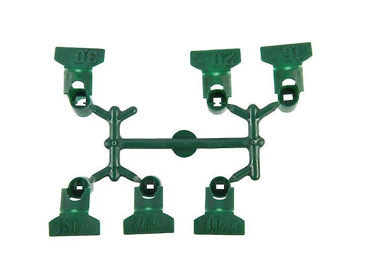 Hunter SRM, 10 cm Pop-up, adjustable arc, 6 standard nozzles