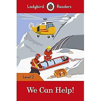 Wij kunnen helpen! -Lieveheersbeestje lezers niveau 2