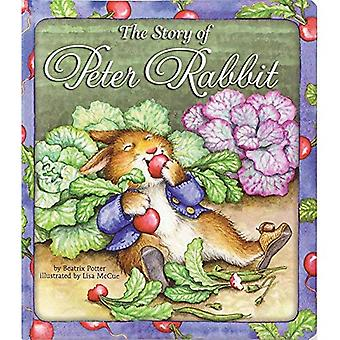 The Story of Peter Rabbit (Easter Ornament Books) [Board book]