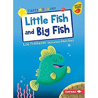 Lite fisk och stor fisk