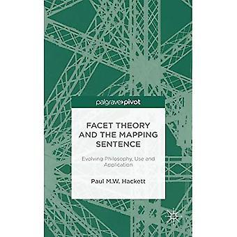 Facet theorie en de toewijzing zin: ontwikkeling van filosofie, gebruik en toepassing