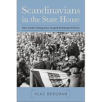 Scandinavians in the State House: How Nordic Immigrants Shaped Minnesota Politics