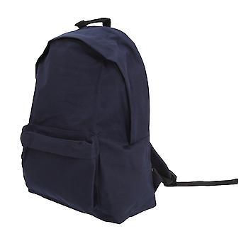Bagbase Maxi mode ryggsäck / ryggsäck / väska (22 liter) (förpackning med 2)