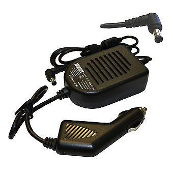 Fujitsu Siemens Lifebook C353 Compatible Laptop Power DC Adapter Car Charger