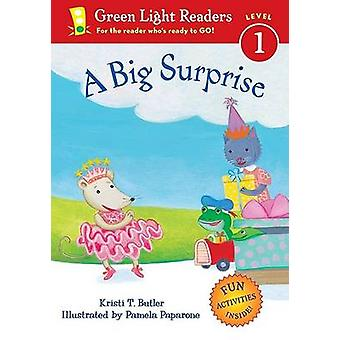 A Big Surprise by Kristi T Butler - Pamela Paparone - 9780152051419 B