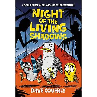 Night of the Living Shadows by Dave Coverly - 9780805088878 Book