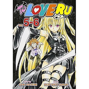 To Love Ru - Vol. 5-6 by Saki Hasemi - 9781947804081 Book