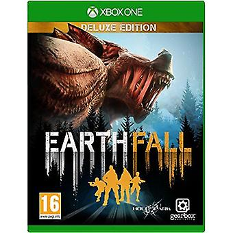 Earth Fall Deluxe Edition Xbox One-spil