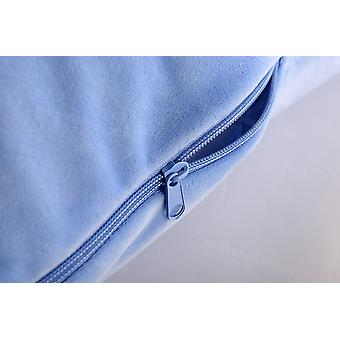 Snipe Case Blue Velour for Body pillow Eleonora U-shape