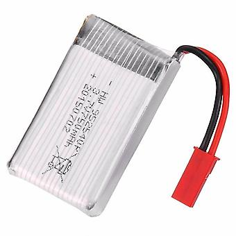 1 Pc MJX X400 Part 3.7V 750mAh Lipo Battery for MJX X400-V2 X300C X800 RC Quadcopter