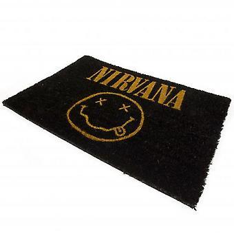 Nirvana Doormat