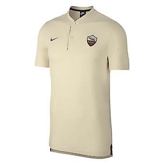 2019-2020 מקורי בתור חולצת פולו הגראנד סלאם ברומא (קרם)