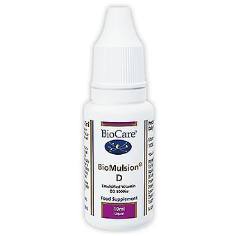 BioCare BioMulsion D 1000iu 10ml (75610)