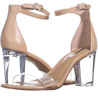 INC internationella begrepp Womens Kivah läder öppen tå speciellt tillfälle Ank...