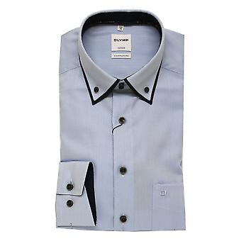 OLYMP Olymp Blue Shirt 1092 11