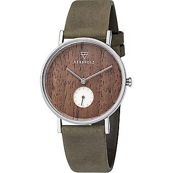 Kerbwood - Wristwatch - Unisex - Frida - 4251240410128