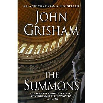 The Summons by John Grisham - 9780385339599 Book