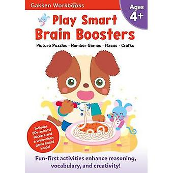 Play Smart Brain Boosters 4+ - For Ages 4+ by Gakken - 9784056300192 B
