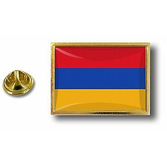 باين بينز شارة دبوس أبوس؛ s المعادن مع Armenie Armenie العلم الفراشة قرصة