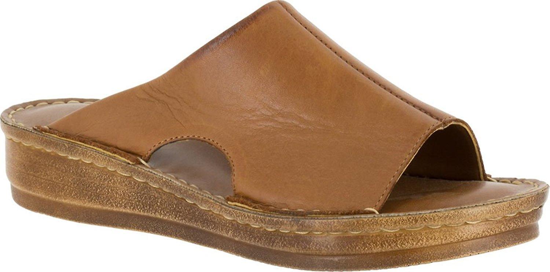 Bella Vita Womens vita mae Open Toe Casual Slide Sandals M1BOQ