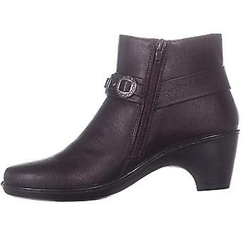 Easy Street Women's Bailey Ankle Boot, Burgundy, 11 M US