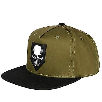Baseball Cap-Ghost Recon-Ghost badge logo Hat snap-back j10425