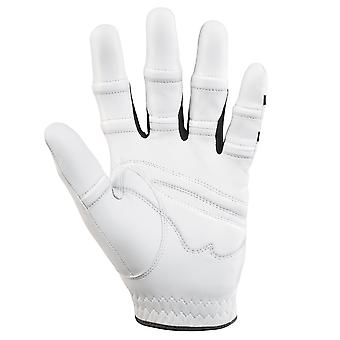 Bionic Mens StableGrip Leather Golf Gloves Orthopedic - RH