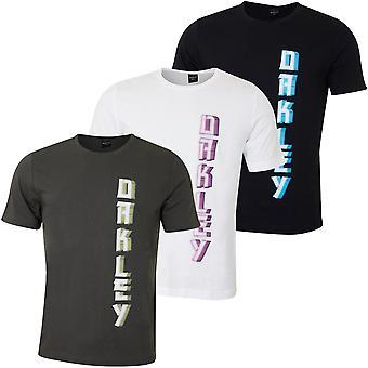 Oakley Mens Oakley Japan Logo Tee T-Shirt
