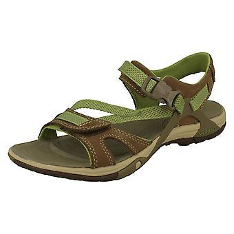 Ladies Merrell Casual Ankle Strap Sandals Azura Strap J24516