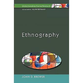 Ethnography by John Brewer
