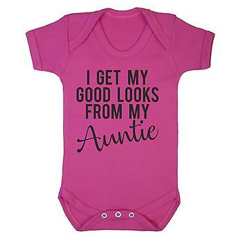 Ottengo il mio bell'aspetto da mia zia babygrow
