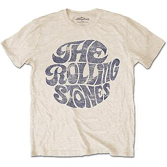 Rolling Stones sand logo Keith Richards officielle T-shirt