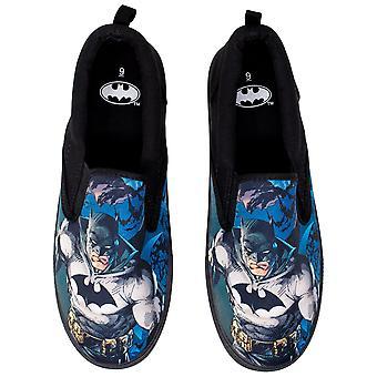 Batman Hush Comic Image Deck Shoes